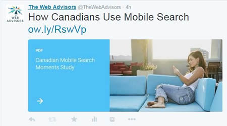 Mobile search is key