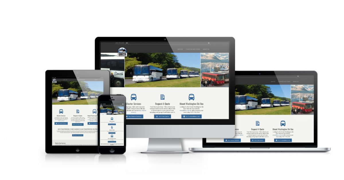 Smith Transportation Responsible Website
