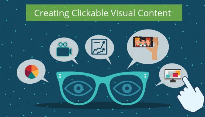 Visual content marketing strategy