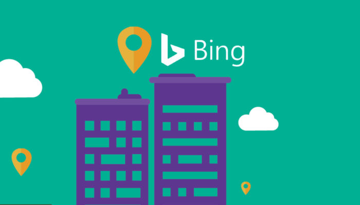 Bing imagery